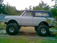 1972 Chevrolet Blazer Picture Gallery