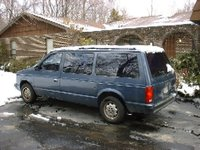 Picture of 1990 Dodge Grand Caravan 3 Dr SE Passenger Van Extended