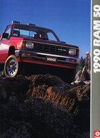 Picture of 1990 Dodge Ram 50 Pickup