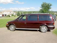 Picture of 1991 Dodge Grand Caravan 3 Dr SE Passenger Van Extended