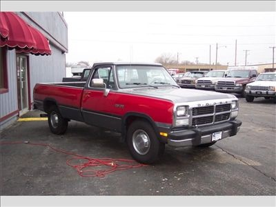 Picture of 1991 Dodge RAM 250