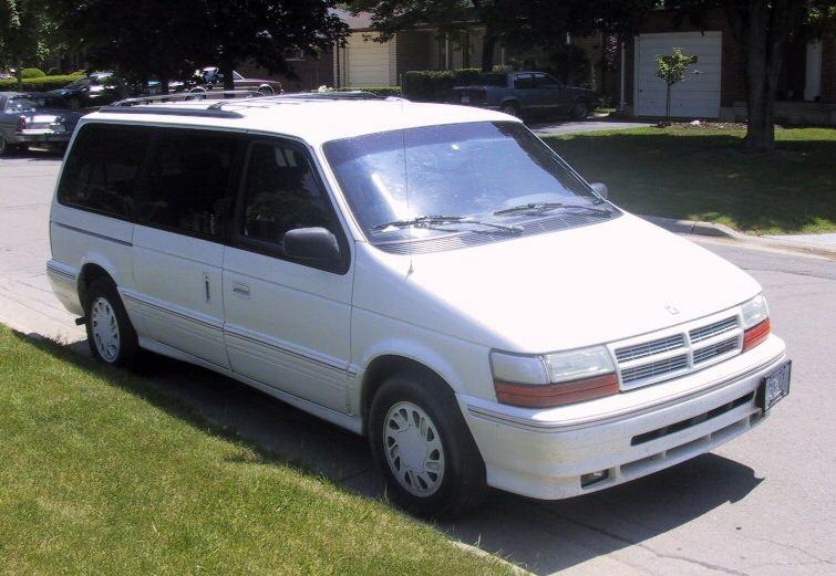 1992 Dodge Grand Caravan - Overview - CarGurus