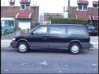 Picture of 1993 Dodge Grand Caravan 3 Dr LE AWD Passenger Van Extended, gallery_worthy