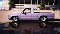 1993 Dodge Ram 50 Pickup Overview