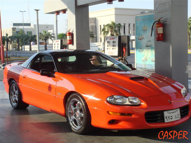 Picture of 1999 Chevrolet Camaro, gallery_worthy