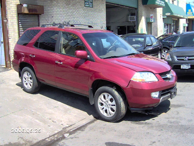 Picture of 2003 Acura MDX AWD with Touring Package