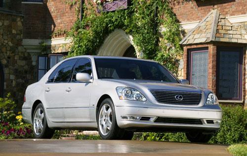 Picture of 2005 Lexus LS 430, exterior, gallery_worthy