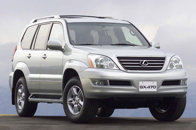 Picture of 2006 Lexus GX 470