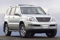 2006 Lexus GX 470 Picture Gallery