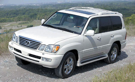 Picture of 2006 Lexus LX 470, exterior