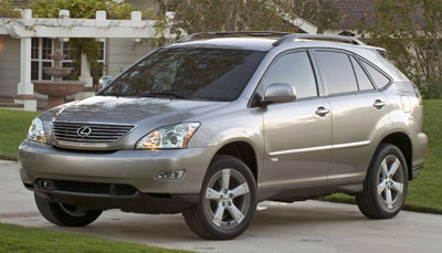 Picture of 2006 Lexus RX 330, exterior