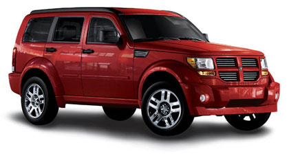 The all new Dodge Nitro.