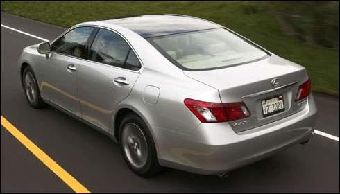 Picture of 2007 Lexus ES 350, exterior
