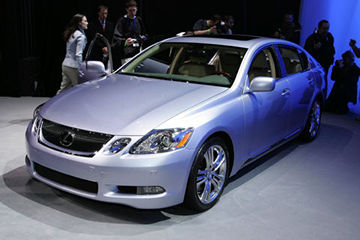 Picture of 2007 Lexus GS 450h
