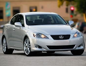 Picture of 2007 Lexus IS 350, exterior, gallery_worthy