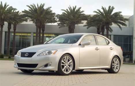 Foto de un 2007 Lexus IS 350