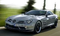 2008 Mercedes-Benz SLR McLaren Picture Gallery