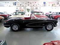 1959 Chevrolet Corvette Convertible Roadster, Bob Spurrier's 1959 vette