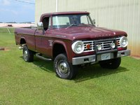 1967 Dodge Power Wagon Overview