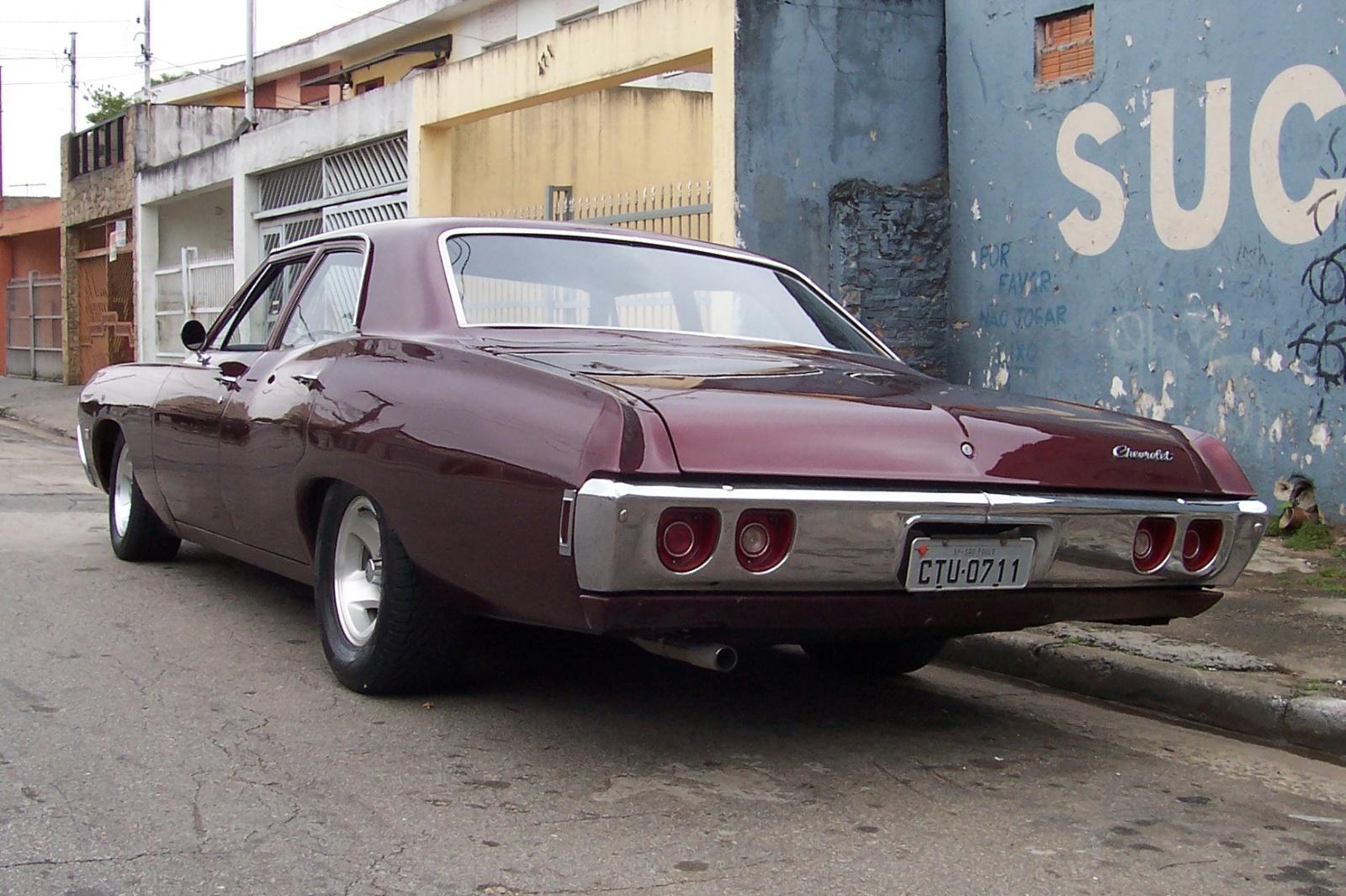 1968 Chevrolet Bel Air Pictures CarGurus