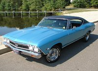 1968 Chevrolet Chevelle, My 1968 Chevelle SS 396/325. Automatic w/Factory Air.