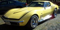 1969 Chevrolet Corvette Coupe, Here she is! Daytona Yellow, with similar ZL-1 striping. See you in O.C!