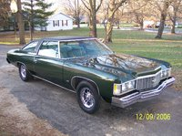 1974 Chevrolet Impala, All original true 35K 400SB Chevy Impala Custom