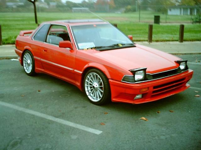 1983 Honda Prelude - Pictures