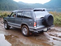 1990 Chevrolet S-10 Blazer, Taking a mud bath the before picture...