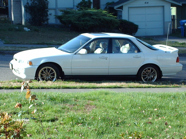 1995 Acura Legend GS, gorgeous