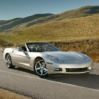 2006 Chevrolet Corvette Overview