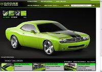2008 Dodge Challenger, Green
