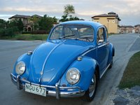 1966 Volkswagen Beetle, From Manila Philippines, 1966 VW Beetle, exterior