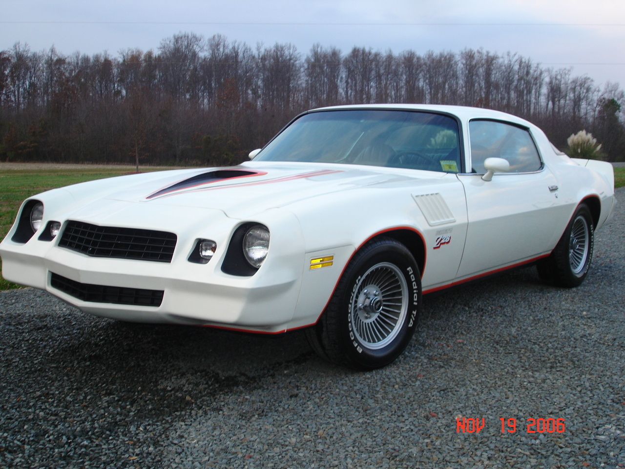 Picture of 1978 chevrolet camaro exterior gallery_worthy