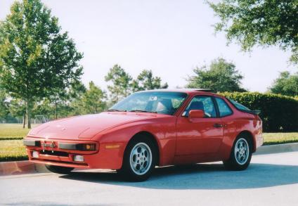 Picture of 1987 Porsche 944