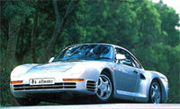 1987 Porsche 959 Overview