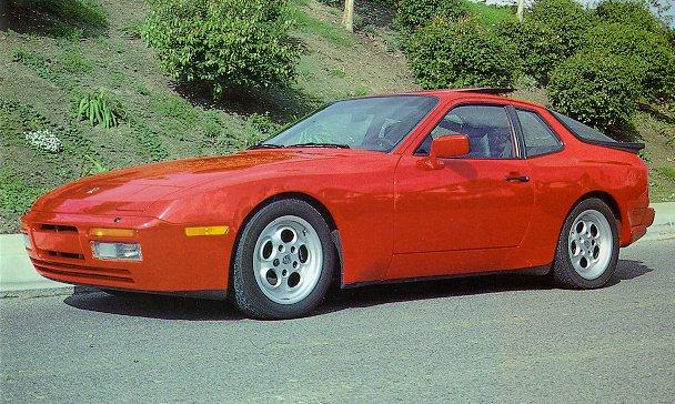 Picture of 1989 Porsche 944
