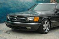 1990 Mercedes-Benz 560-Class 2 Dr 560SEC Coupe, 1986 560 SEC