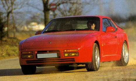 Picture of 1991 Porsche 944