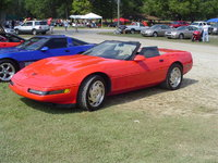 1994 Chevrolet Corvette Convertible RWD, 26 September 2004, gallery_worthy