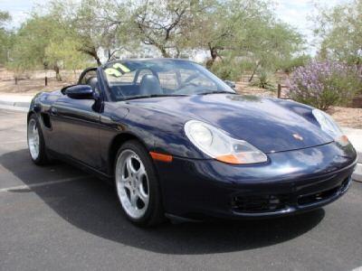 Picture of 1997 Porsche Boxster