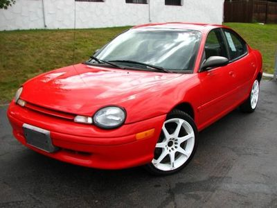 Picture of 1998 Dodge Neon 4 Dr Highline Sedan, exterior