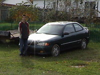 Picture of 1998 Hyundai Accent 2 Dr GSi Hatchback