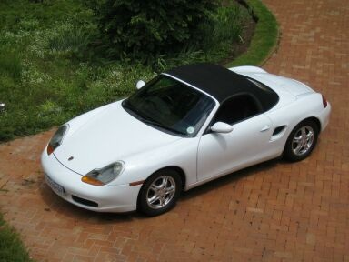 Picture of 1998 Porsche Boxster