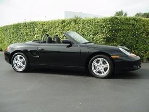 Picture of 1999 Porsche Boxster