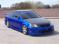 Picture of 2000 Honda Civic Coupe, gallery_worthy