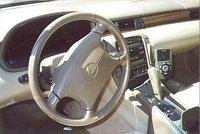 2000 Lexus SC 400, This is the interiour of the lexus