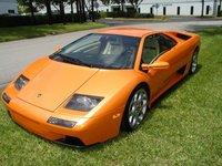 2001 Lamborghini Diablo Overview
