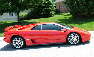 Picture of 2001 Lamborghini Diablo