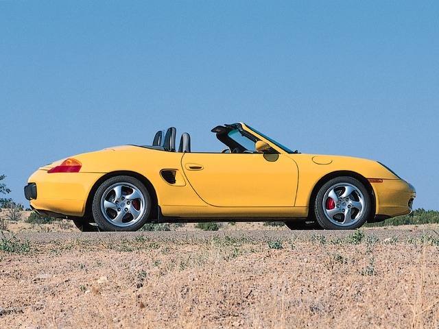 Picture of 2001 Porsche Boxster